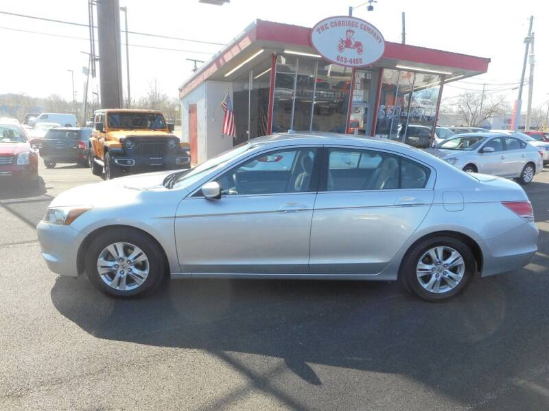 2010 Honda Accord for sale at The Carriage Company in Lancaster OH