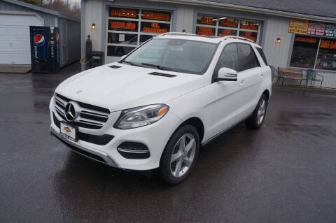 2016 Mercedes-Benz GLE for sale at Autos By Joseph Inc in Highland NY