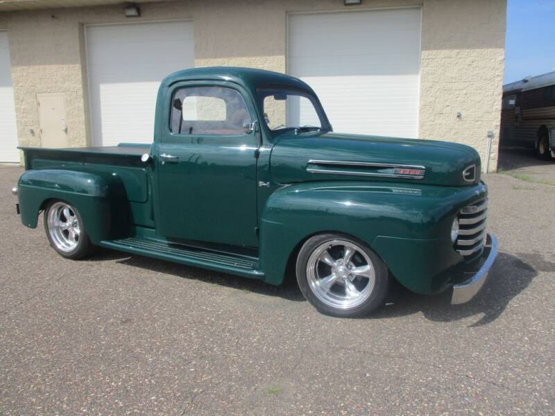 1948 Ford F1 for sale at Route 65 Sales & Classics LLC - Classic Cars in Ham Lake MN