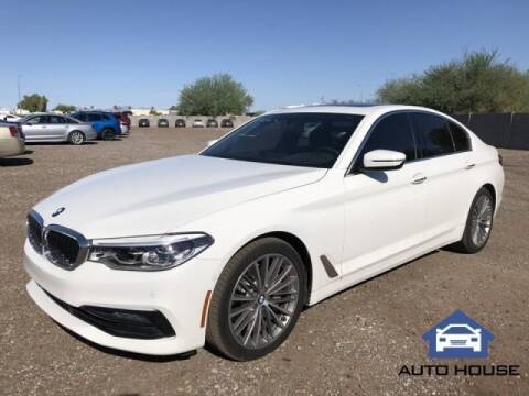 2017 BMW 5 Series for sale at MyAutoJack.com @ Auto House in Tempe AZ