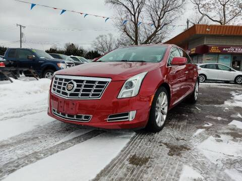 2013 Cadillac XTS for sale at Lamarina Auto Sales in Dearborn Heights MI