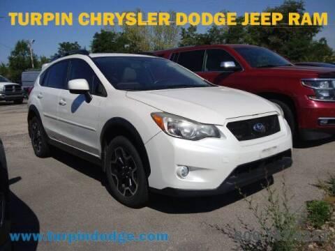 2013 Subaru XV Crosstrek for sale at Turpin Dodge Chrysler Jeep Ram in Dubuque IA