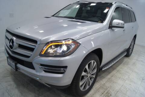 2016 Mercedes-Benz GL-Class for sale at Sacramento Luxury Motors in Carmichael CA
