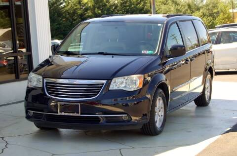 2011 Chrysler Town and Country for sale at Avi Auto Sales Inc in Magnolia NJ
