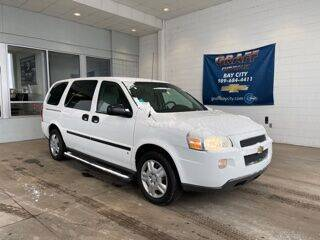 2008 Chevrolet Uplander for sale at GRAFF CHEVROLET BAY CITY in Bay City MI