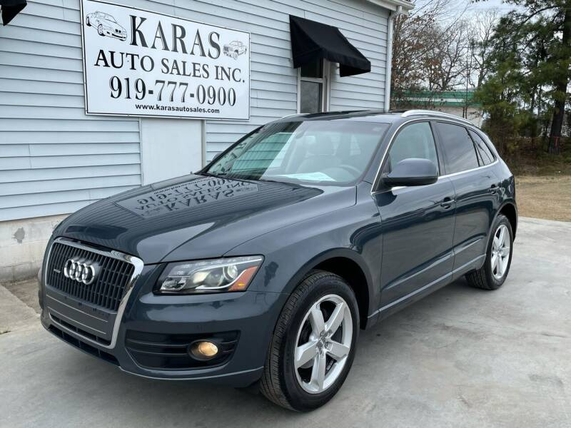 2011 Audi Q5 for sale at Karas Auto Sales Inc. in Sanford NC