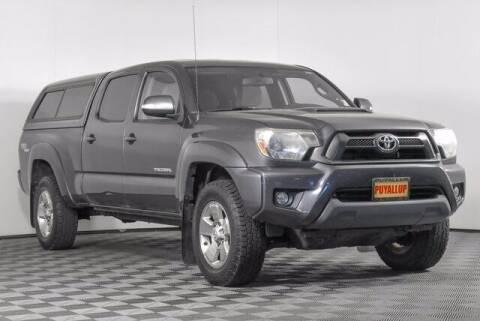 2013 Toyota Tacoma for sale at Washington Auto Credit in Puyallup WA