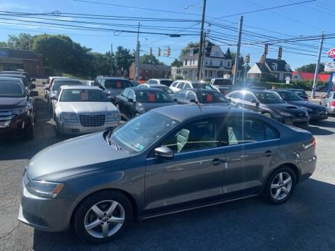 2014 Volkswagen Jetta for sale at Masic Motors, Inc. in Harrisburg PA