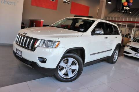 2011 Jeep Grand Cherokee for sale at Quality Auto Center in Springfield NJ