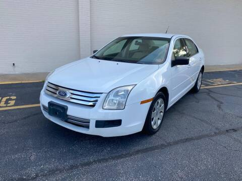 2007 Ford Fusion for sale at Carland Auto Sales INC. in Portsmouth VA
