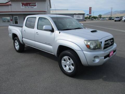 2010 Toyota Tacoma for sale at West Motor Company in Hyde Park UT