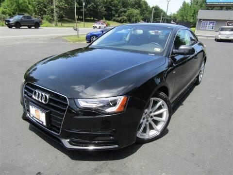2016 Audi A5 for sale at Guarantee Automaxx in Stafford VA