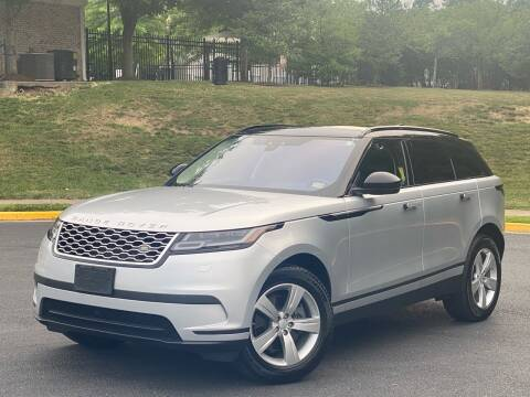 2018 Land Rover Range Rover Velar for sale at Diamond Automobile Exchange in Woodbridge VA