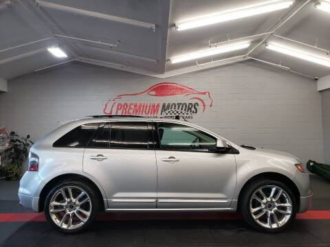 2010 Ford Edge for sale at Premium Motors in Villa Park IL