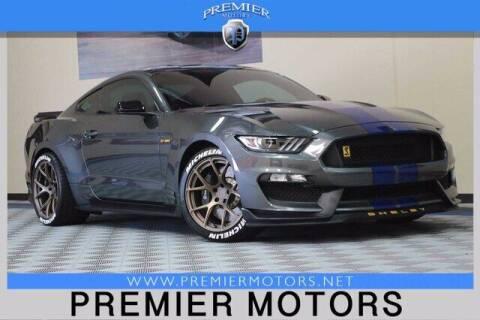 2016 Ford Mustang for sale at Premier Motors in Hayward CA