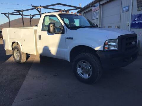 2005 Ford F-350 Super Duty for sale at Troys Auto Sales in Dornsife PA
