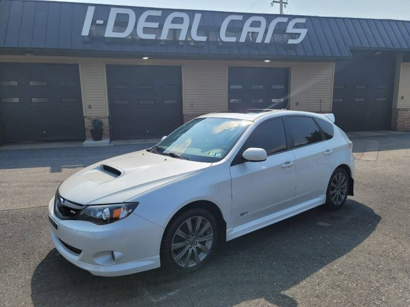 2010 Subaru Impreza for sale at I-Deal Cars in Harrisburg PA