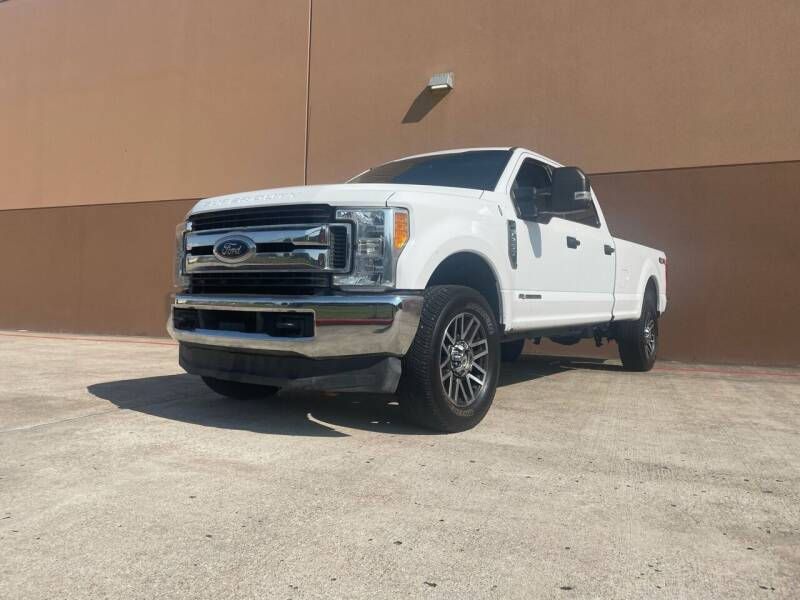 2017 Ford F-250 Super Duty for sale at ALL STAR MOTORS INC in Houston TX