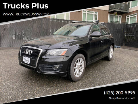 2010 Audi Q5 for sale at Trucks Plus in Seattle WA