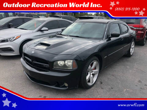 2007 Dodge Charger for sale at Outdoor Recreation World Inc. in Panama City FL