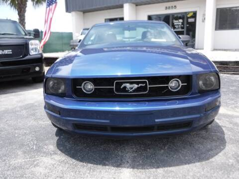 2007 Ford Mustang for sale at Seven Mile Motors, Inc. in Naples FL