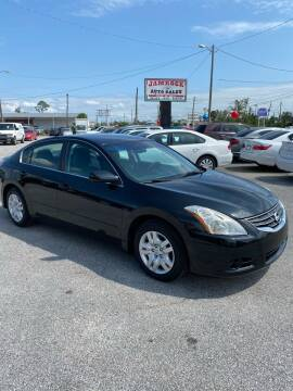2011 Nissan Altima for sale at Jamrock Auto Sales of Panama City in Panama City FL