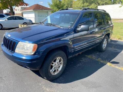 1999 Jeep Grand Cherokee for sale at MARK CRIST MOTORSPORTS in Angola IN