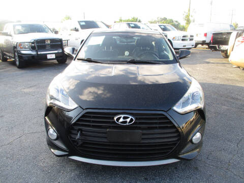2013 Hyundai Veloster for sale at LOS PAISANOS AUTO & TRUCK SALES LLC in Peachtree Corners GA