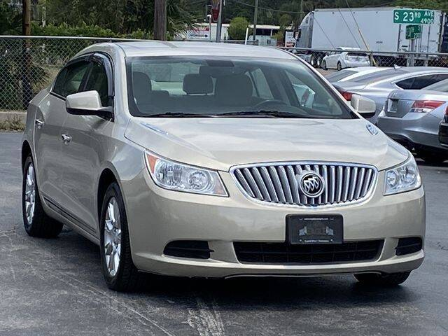 2012 Buick LaCrosse for sale at Pioneers Auto Broker in Tampa FL