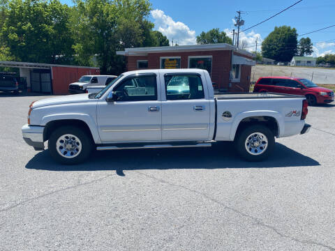 2007 Chevrolet Silverado 1500 Classic for sale at Lewis Used Cars in Elizabethton TN