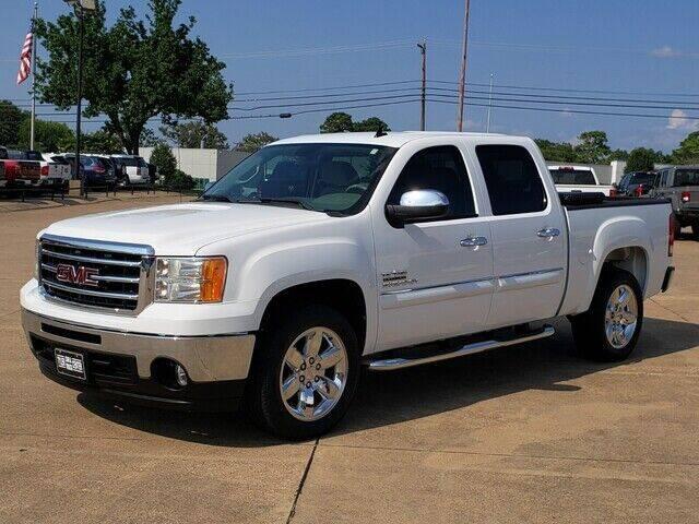 2013 GMC Sierra 1500 for sale at Tyler Car  & Truck Center in Tyler TX