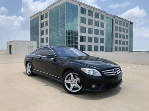 2010 Mercedes-Benz CL-Class for sale at SIGNATURE Sales & Consignment in Austin TX