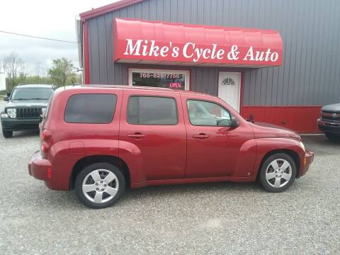 2009 Chevrolet HHR for sale at MIKE'S CYCLE & AUTO in Connersville IN