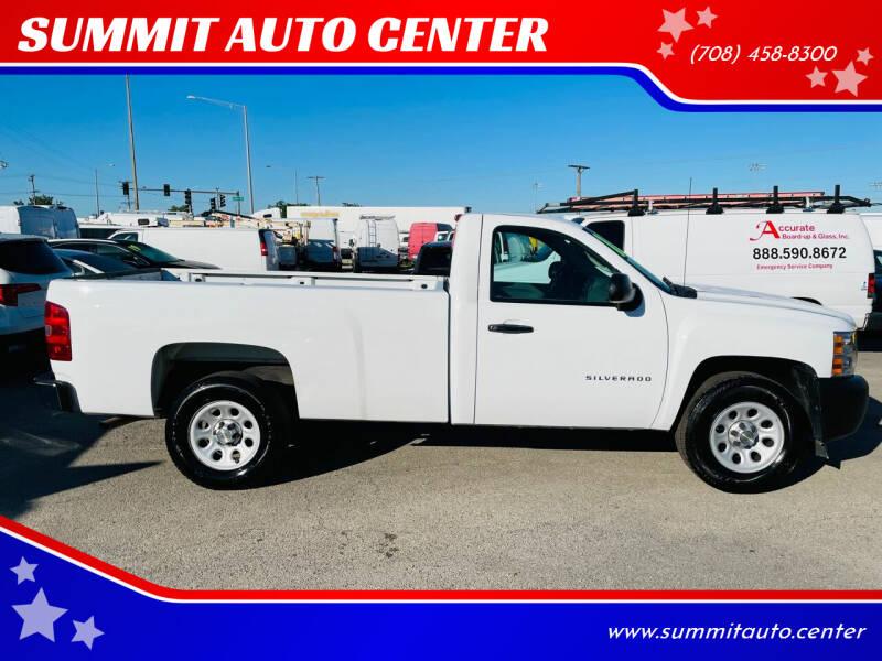 2013 Chevrolet Silverado 1500 for sale in Summit, IL