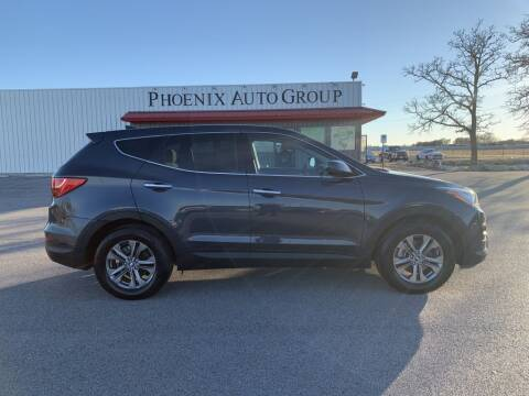 2013 Hyundai Santa Fe Sport for sale at PHOENIX AUTO GROUP in Belton TX