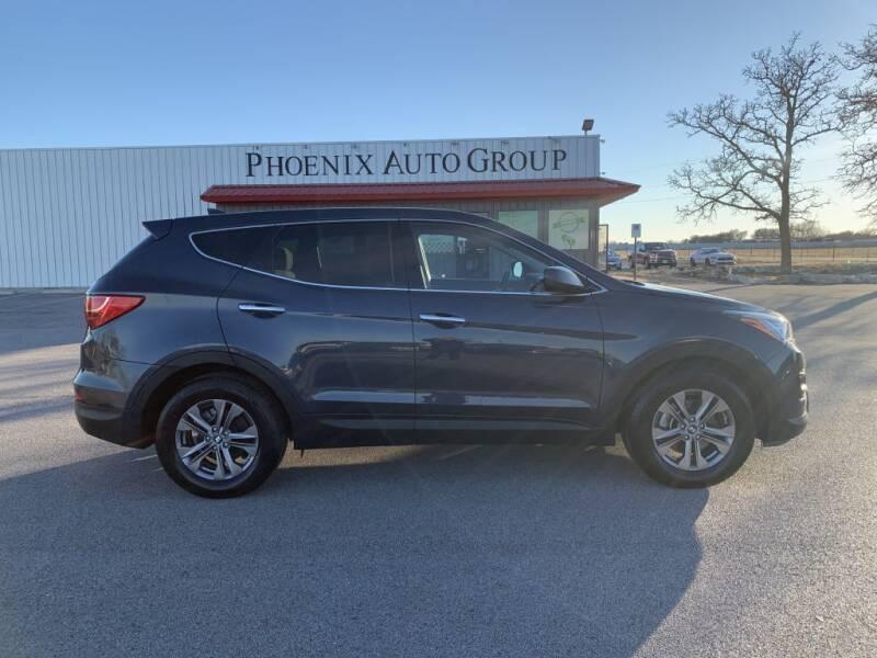 2013 Hyundai Santa Fe Sport for sale at PHOENIX AUTO GROUP in Belton TX