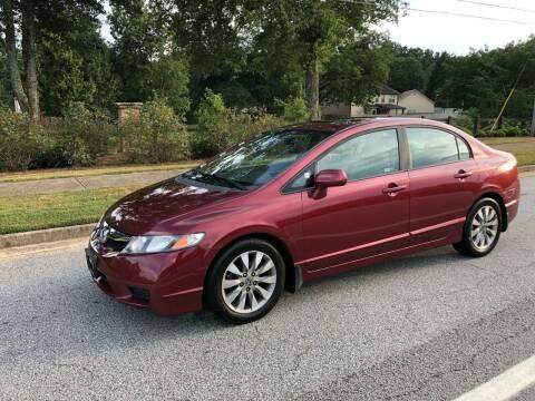 2011 Honda Civic for sale at Judex Motors in Loganville GA