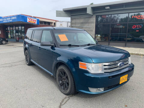 2011 Ford Flex for sale at Freedom Auto Sales in Anchorage AK