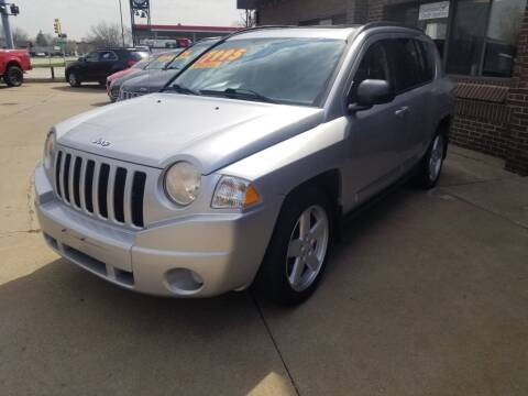 2010 Jeep Compass for sale at Madison Motor Sales in Madison Heights MI