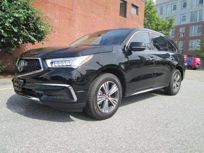 2017 Acura MDX for sale at Boston Auto Sales in Brighton MA