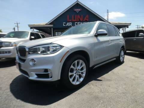 2015 BMW X5 for sale at LUNA CAR CENTER in San Antonio TX