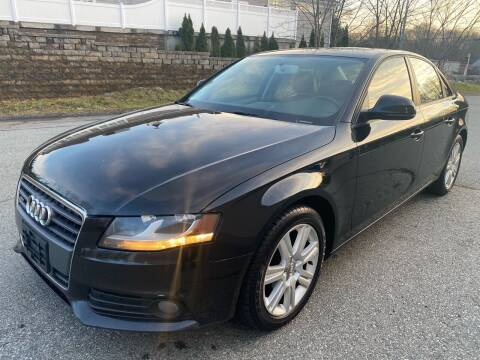 2012 Audi A4 for sale at Kostyas Auto Sales Inc in Swansea MA