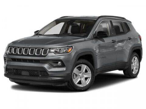 2022 Jeep Compass for sale at Robert Loehr Chrysler Dodge Jeep Ram in Cartersville GA