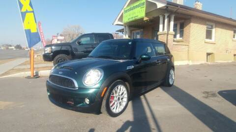 2010 MINI Cooper Clubman for sale at Everett Automotive Group in Pleasant Grove UT