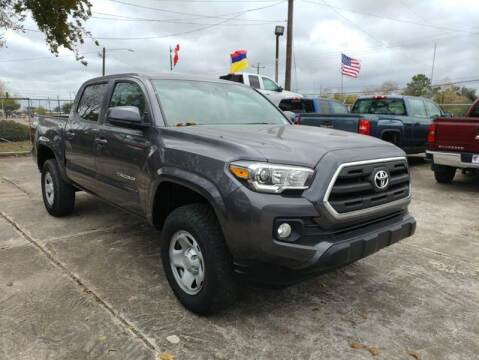 2016 Toyota Tacoma for sale at HOUSTON CAR SALES INC in Houston TX