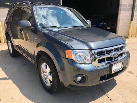 2008 Ford Escape for sale at KAYALAR MOTORS Mechanic in Houston TX