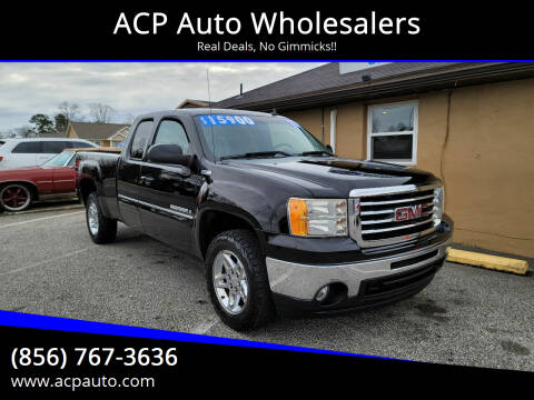 2009 GMC Sierra 1500 for sale at ACP Auto Wholesalers in Berlin NJ