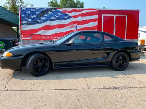 1995 Ford Mustang for sale at AutoSmart in Oswego IL