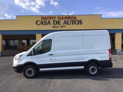 2019 Ford Transit Cargo for sale at CASA DE AUTOS, INC in Las Cruces NM