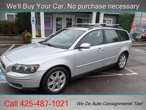 2005 Volvo V50 for sale at Platinum Autos in Woodinville WA